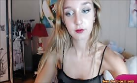 Blueeyedkat Webcam Show Part 3